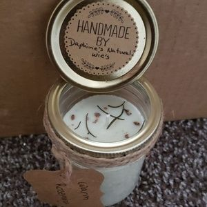 Daphine's natural Wic's Other - Soy candle